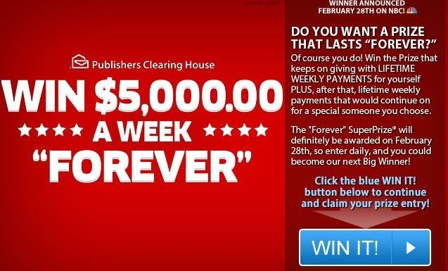 Burnaby man charged in publishers clearing house scam