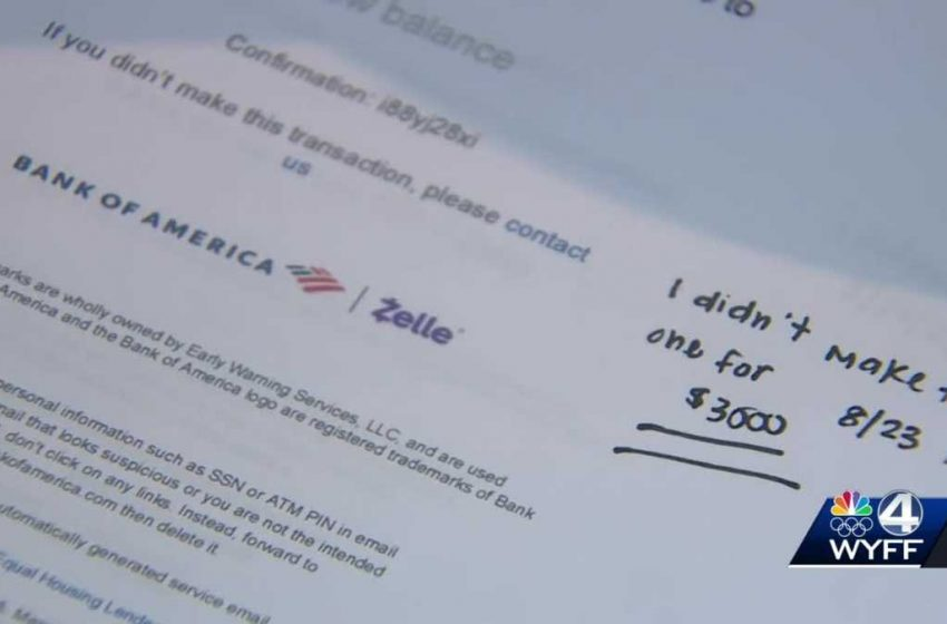 Upstate nurse loses thousands of dollars due to Zelle scammers