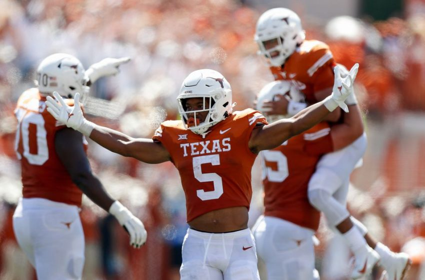 Initial thoughts from Texas' 70-35 win over Texas Tech