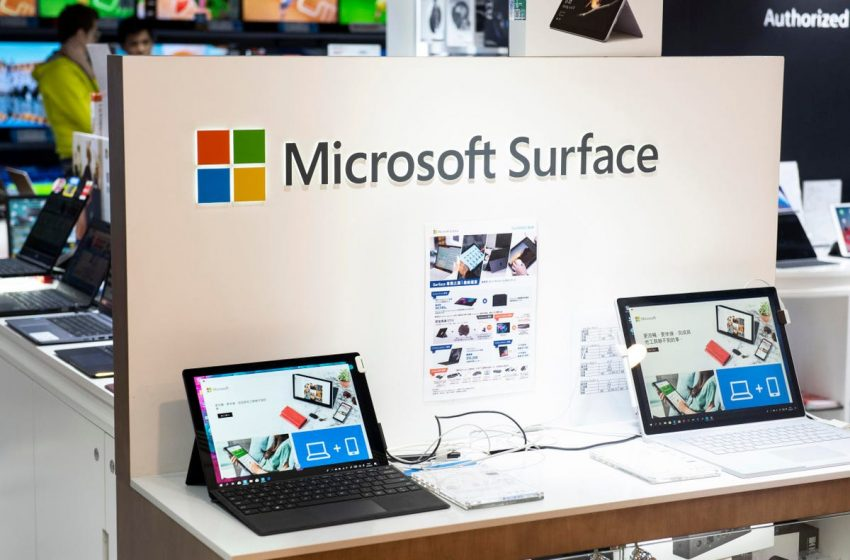 Four New Microsoft Surface Computers Plus A Folding Phone…And Other Small Business Tech News