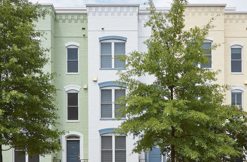 DC Real Estate Cooled Off this Summer