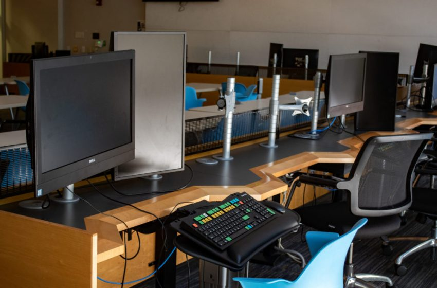 Classrooms upgraded with new technology – The GW Hatchet