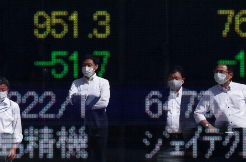 Asian stocks steady as calm returns but jitters keep dollar firm