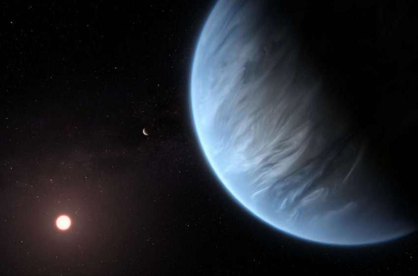 Astronomers discover new types of habitable planets