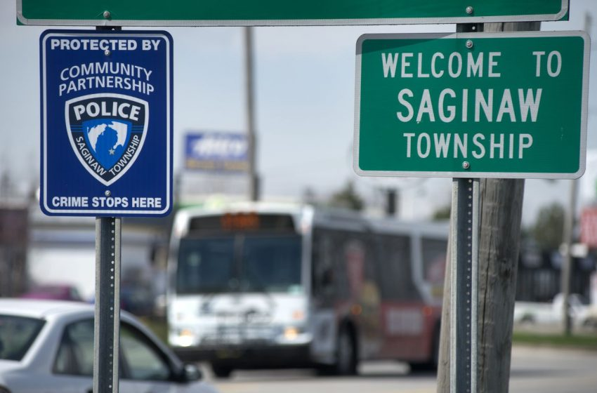 Saginaw Township police stop envelope of cash from reaching destination in senior citizen phone scam
