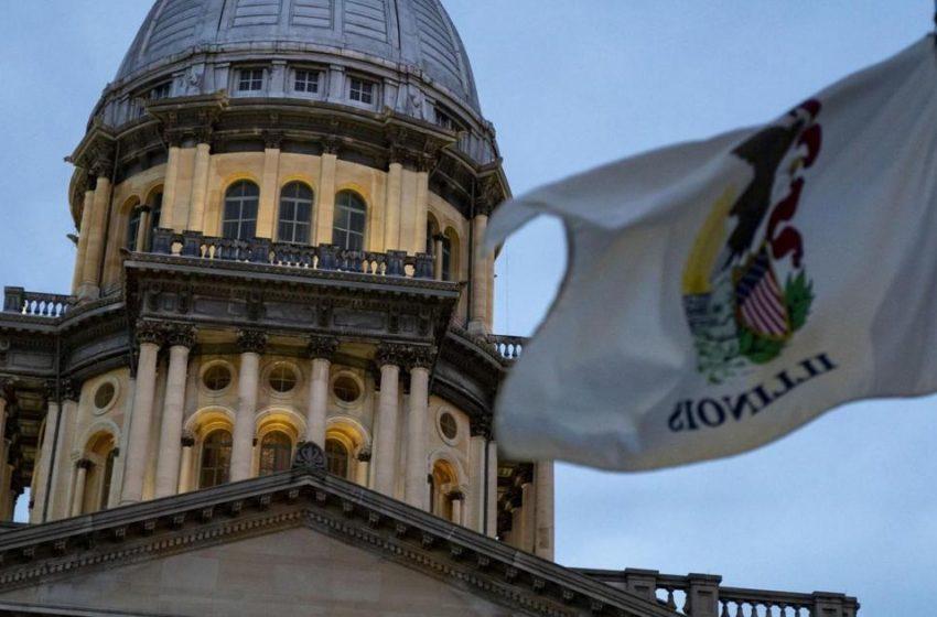 CAPITOL RECAP: Pritzker signs new legislative maps | Govt-and-politics