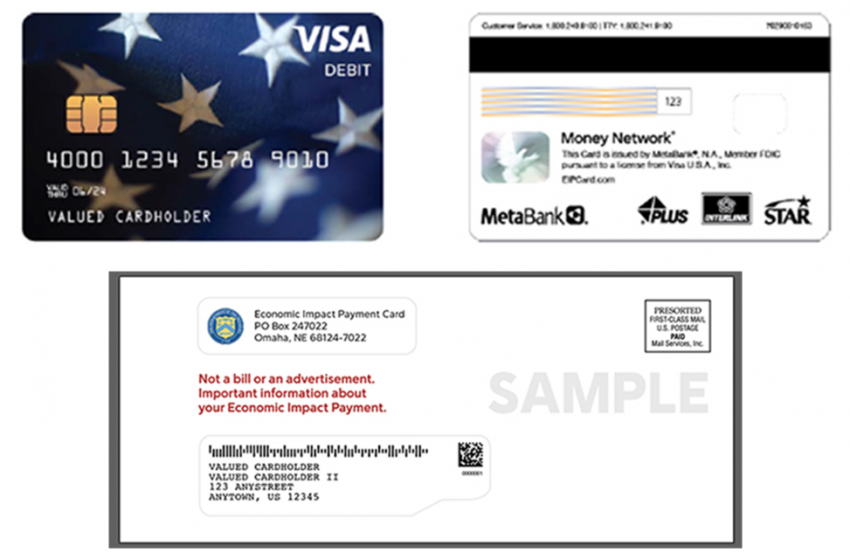 Is the IRS sending out stimulus payments by debit card? » Scammer News