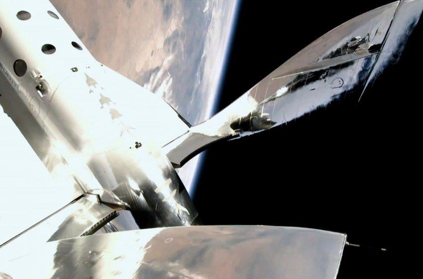 Richard Branson's Virgin Galactic test flight under FAA investigation