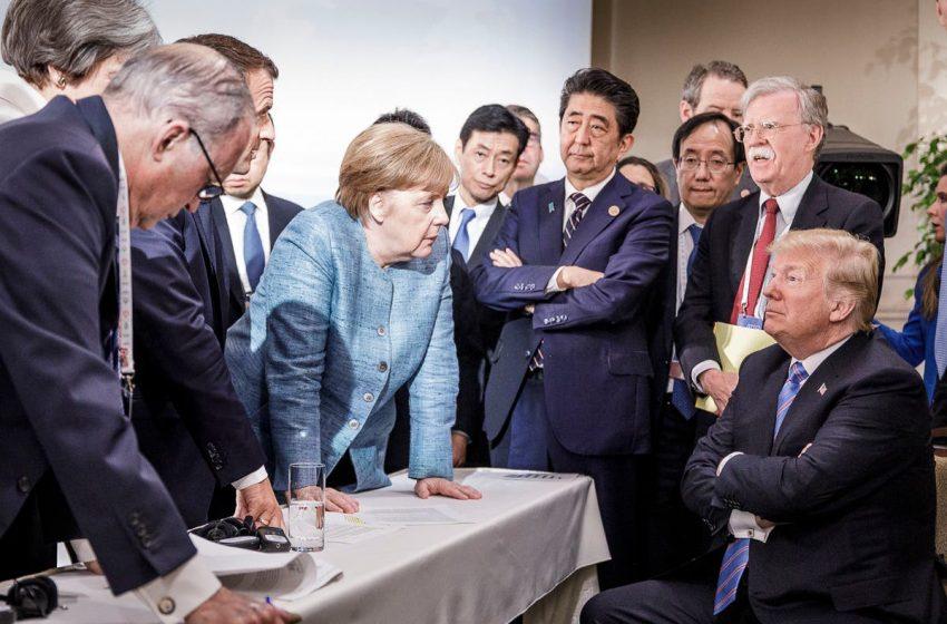 Merkel's legacy: A defender of the rule-based international order