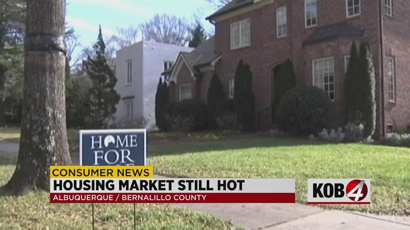 Local realtor breaks down Albuquerque's housing market