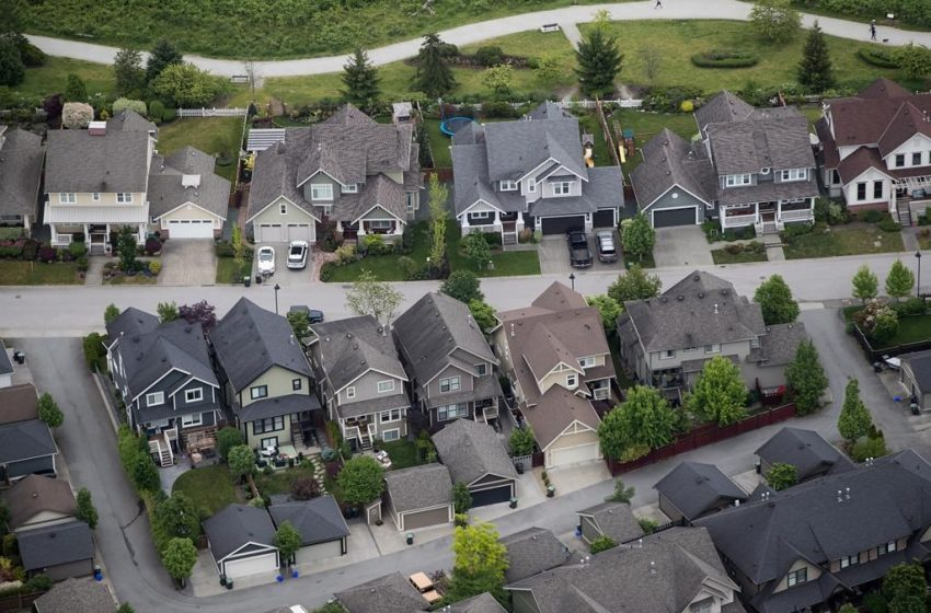 B.C. housing market has returned to normal, despite low supply