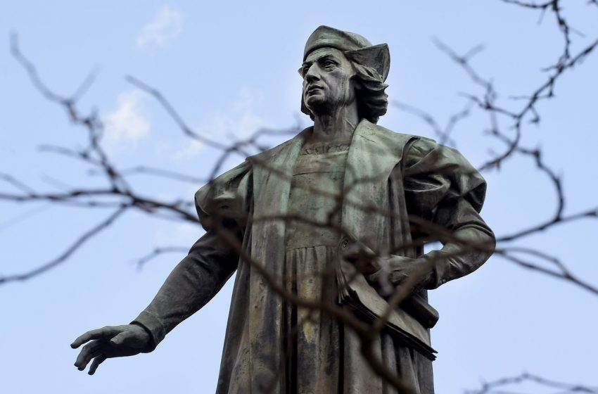 Messy fight over Columbus statue blurs political lines; more top stories (Good Morning CNY for Sept. 8)
