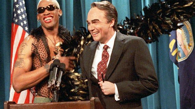 Norm Macdonald, 'SNL' veteran and comedian, dies at 61