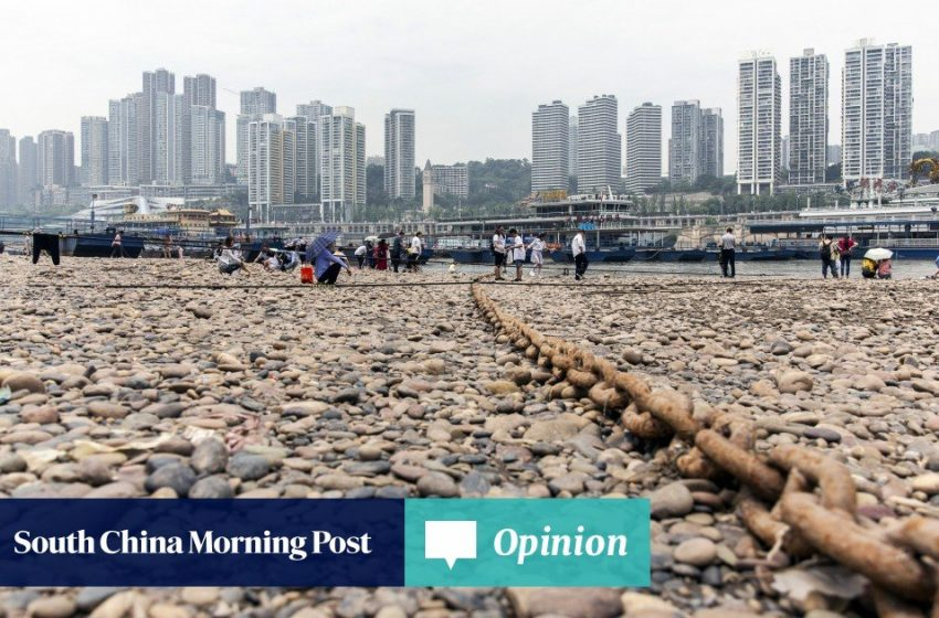 Suppose both China and the US are in decline … – South China Morning Post
