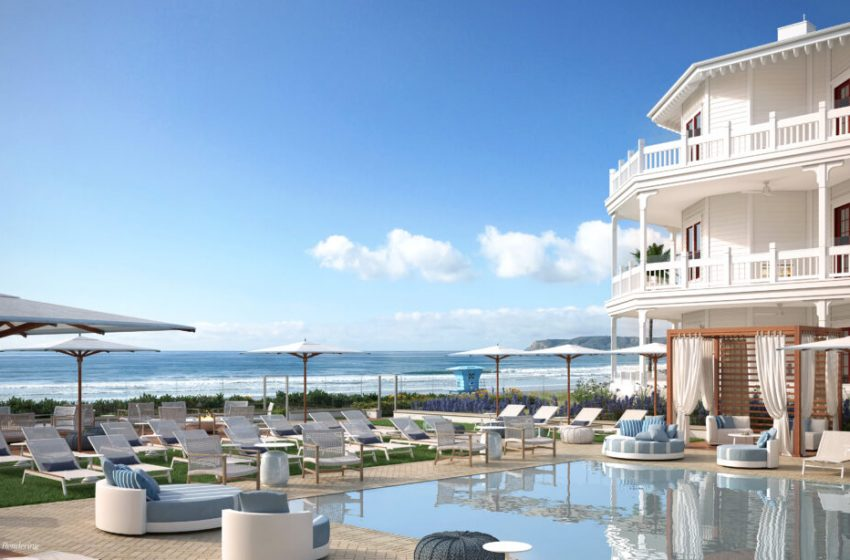 Shore House at The Del, Hotel del Coronado's Final New Real Estate Offering, Achieves 100% Sellout