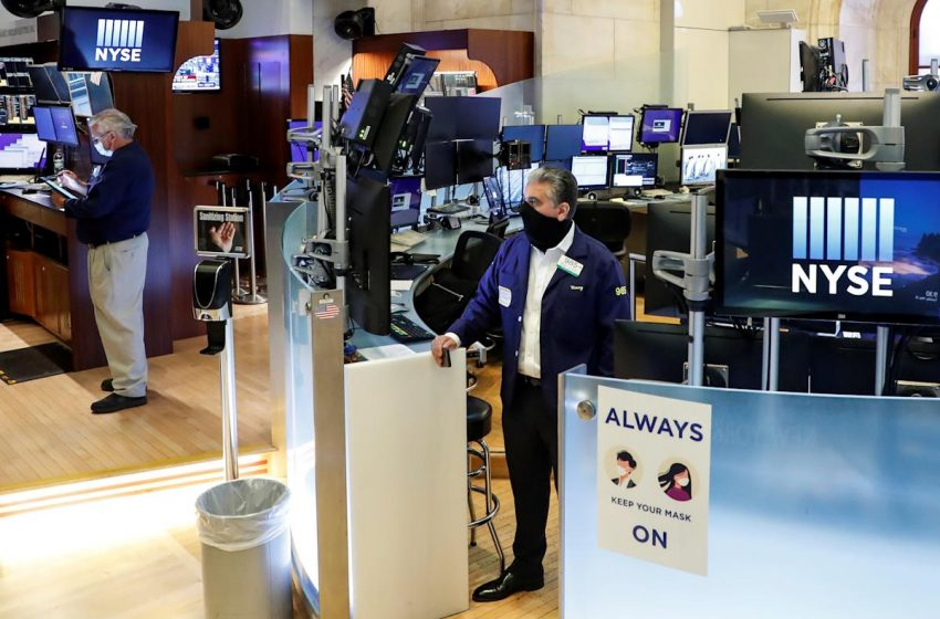 Wall Street takes a breather as Delta variant, labor market fears weigh