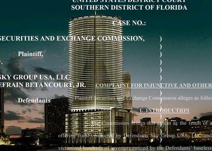 Miamian Charged in Loan Scheme Used Funds for Miami Condo