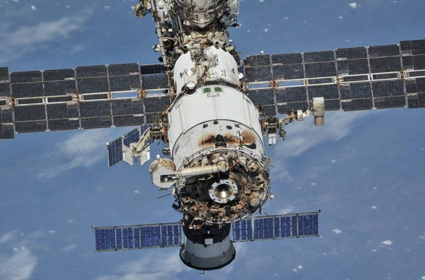 Fire alarms sound at International Space Station