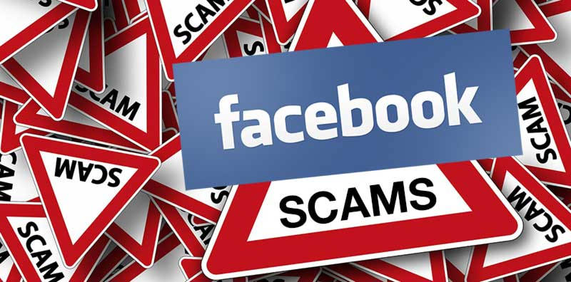 Competition winners become victims of Facebook scams
