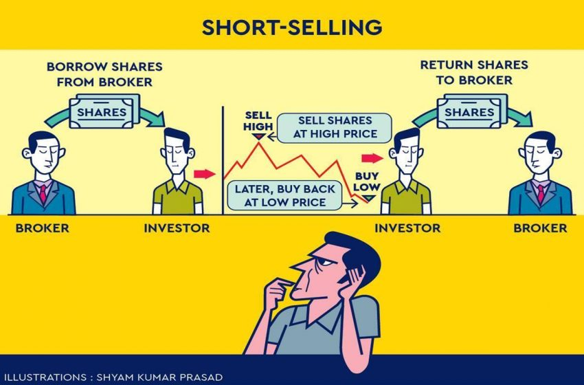 Stock market: Know the pros and cons of short-selling stocks