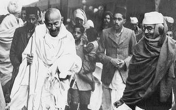 Reading Gandhi as a lesson of political maturity