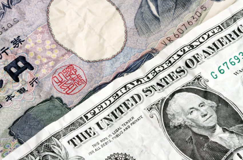 Yen skids to four-year low as stocks rally with Treasury yields