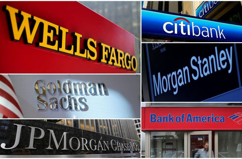 Strong bank earnings have changed the tone of the stock market