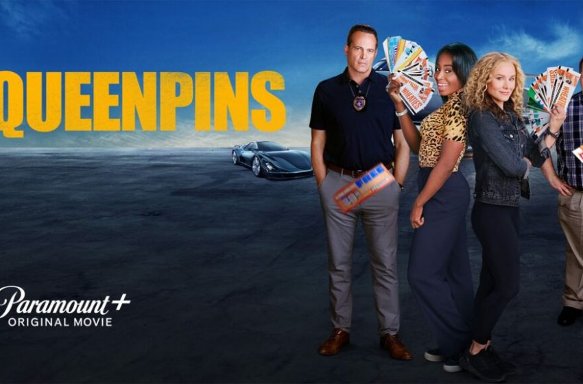 Where to Watch queenpins Full Movie Live Stream Watch Online On Paramount +