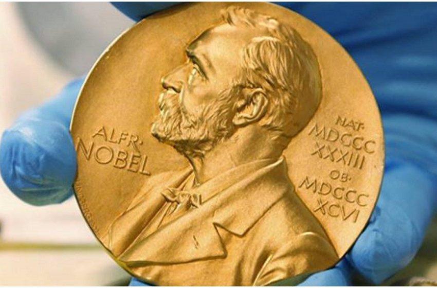 A list of Nobel Peace Prize-winning journalists