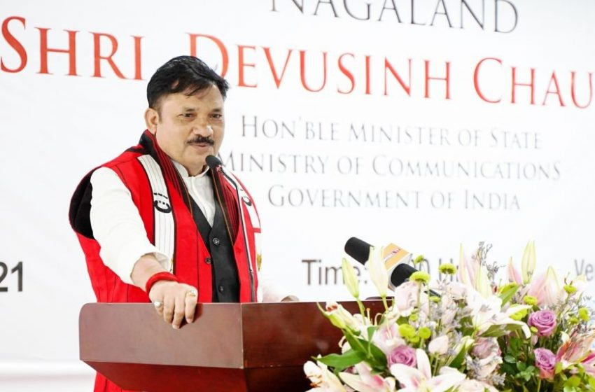 Government exploring new technology to overcome telecom challenges in NE: MoS   MorungExpress