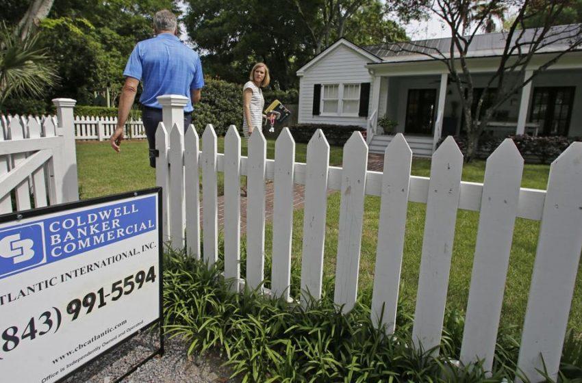 South Carolina's real estate market slowing |