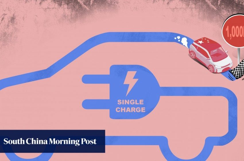 China's electric car battery makers race to extend ranges, lower costs – South China Morning Post