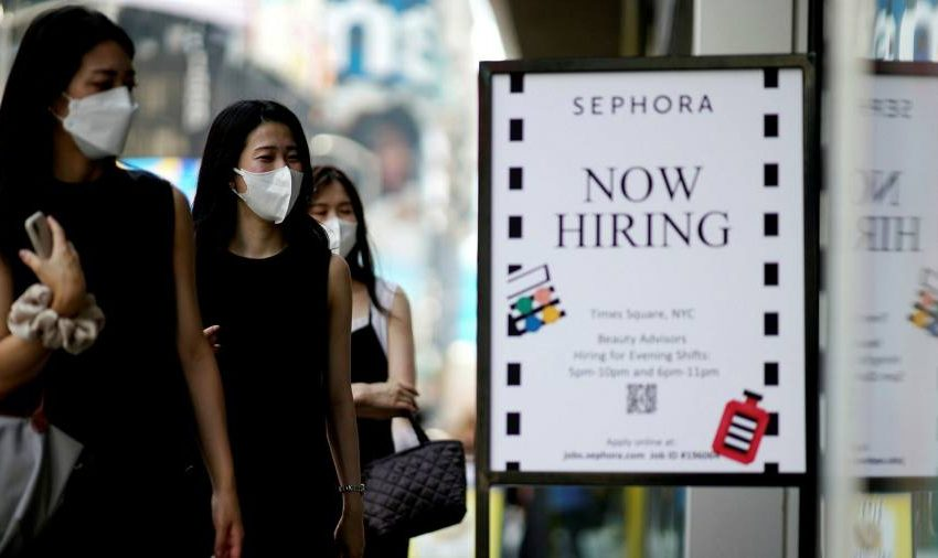Latest news updates: American workers quit their jobs at record rate in August