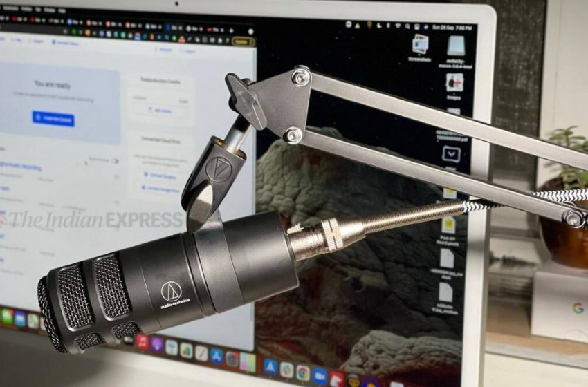 Audio-technica AT2040 review: Go professional with your podcasts