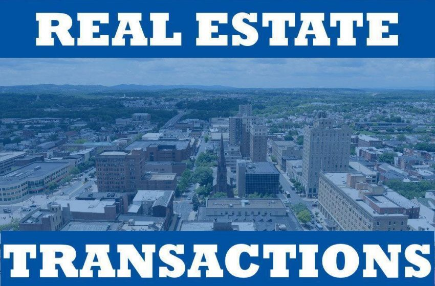 Berks County real estate transactions Oct. 17 – Reading Eagle