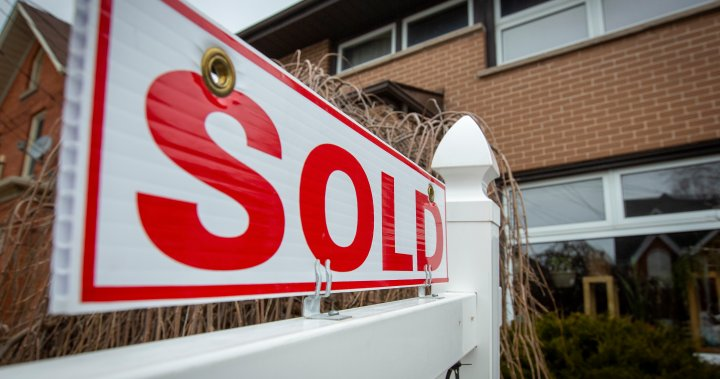 Calgary real estate market remains hot; average price of home up to $457,900 – Calgary