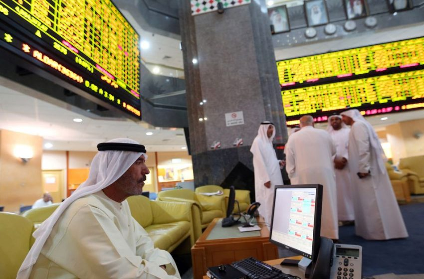 MIDEAST STOCKS Major Gulf bourses end mixed as global recovery concerns weigh
