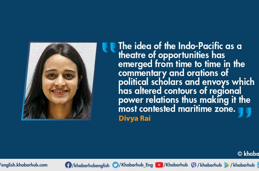 Indo-Pacific: A new theatre of opportunities and rise of China