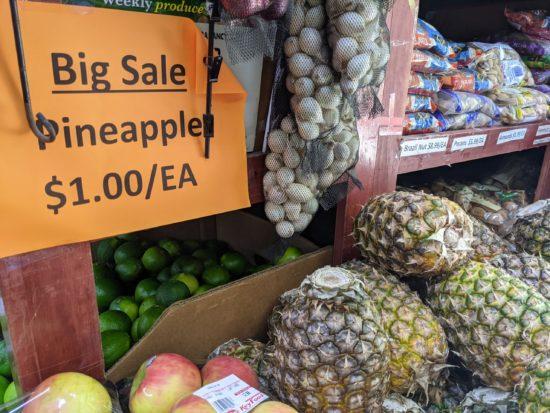 West Side Rag » With Food Prices Jumping, How Do UWS Markets Compare? Frugal Frannie Investigates…