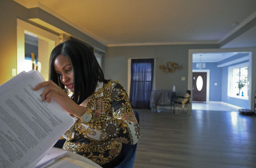A Baltimore family's property taxes more than doubled, but delays in recording home purchases left them in the dark