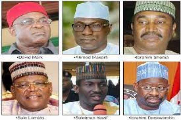 Gladiators in the race for PDP National Chairman