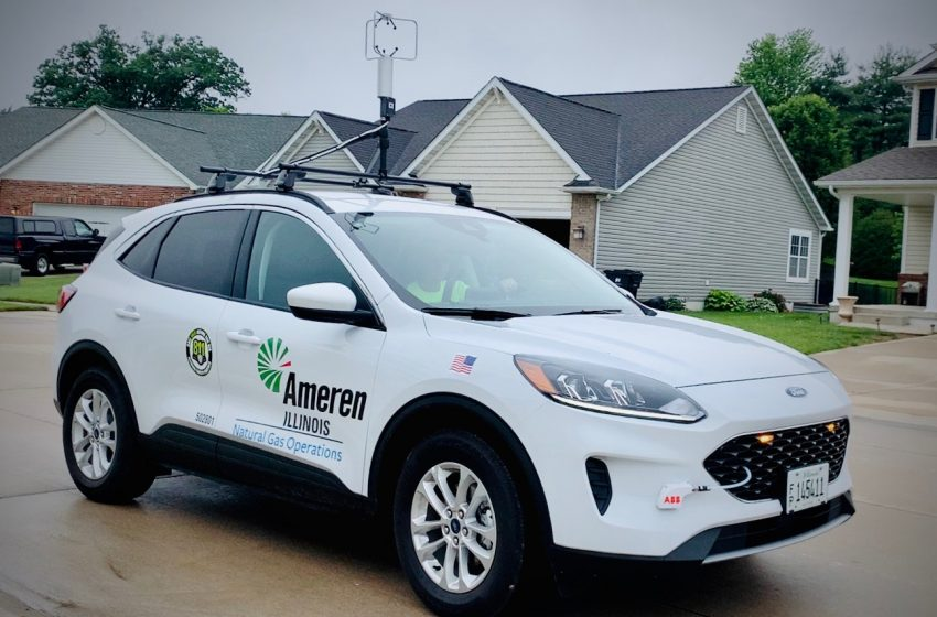 """Ameren Illinois Leverages New Mobile Technology to """"Sniff"""" Out Methane"""