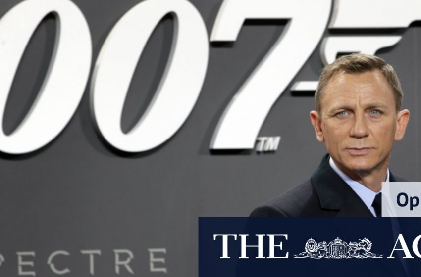 Why Daniel Craig's James Bond is pointless in today's world