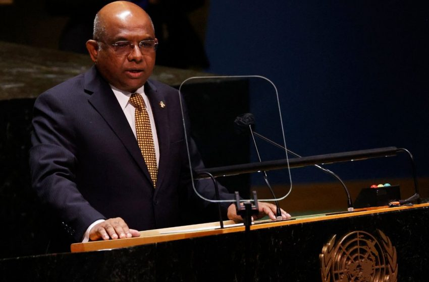 UN Security Council reform is a membership-driven issue: General Assembly President Shahid