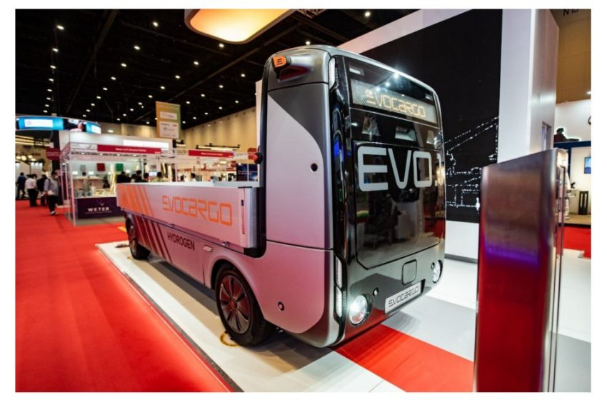 Evocargo Enters European and Middle Eastern Markets With Market Proven Logistics Service Delivered by Its Autonomous Trucks