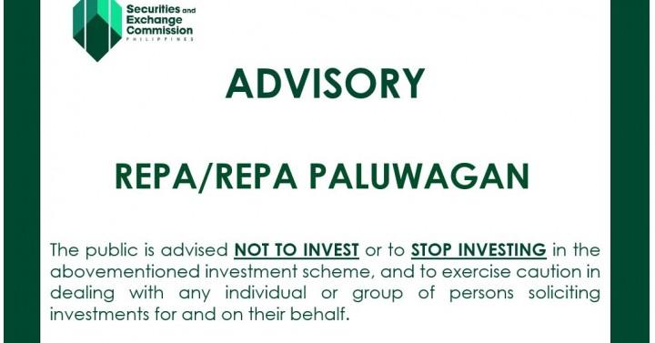 SEC-Davao warns public vs. new 'fraudulent' money scheme